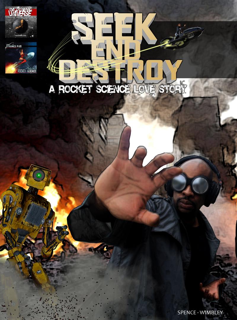 Seek End Destroy Cover
